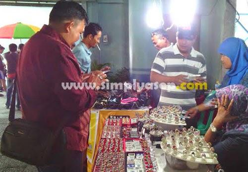 Khatulistiwa Gemstone Exhibition 2015