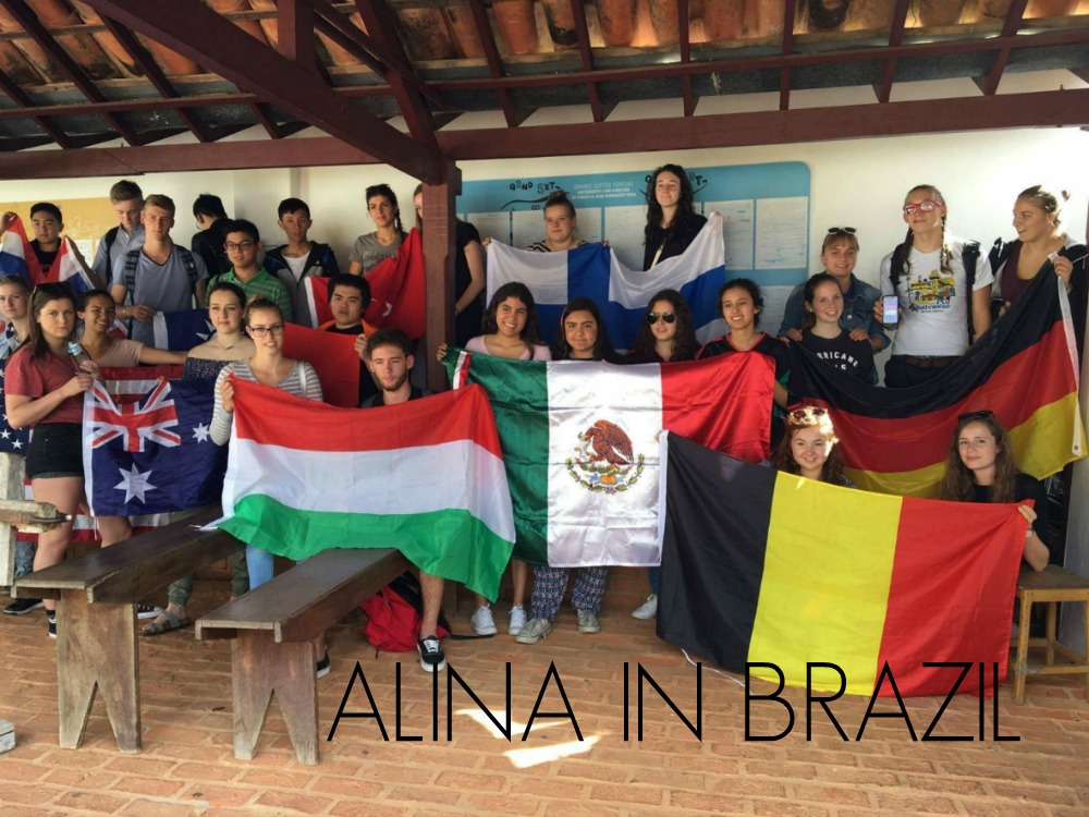 ALINA IN BRAZIL