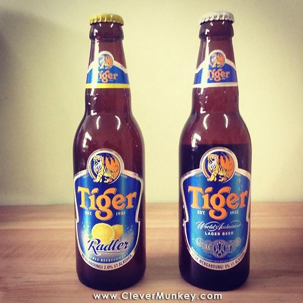 target market of tiger beer