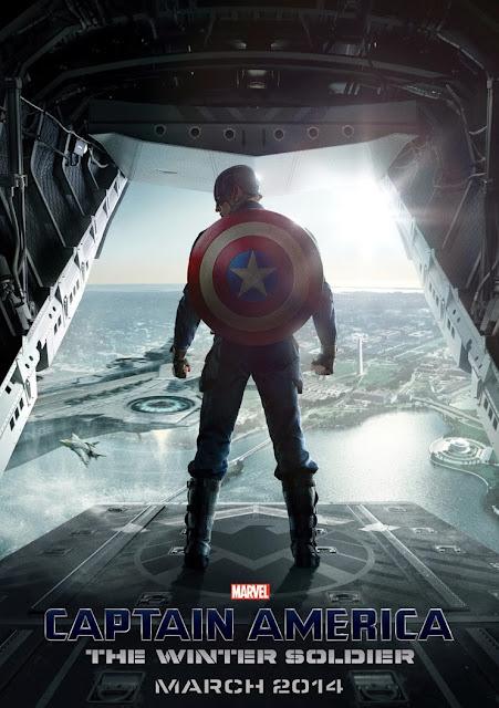 Póster del Capitán América: El Soldado de Invierno
