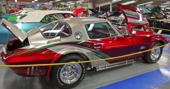 Corvette Grand Sport 1965