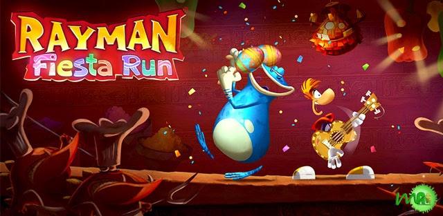 Rayman Fiesta Run 1.0.2 APK Download