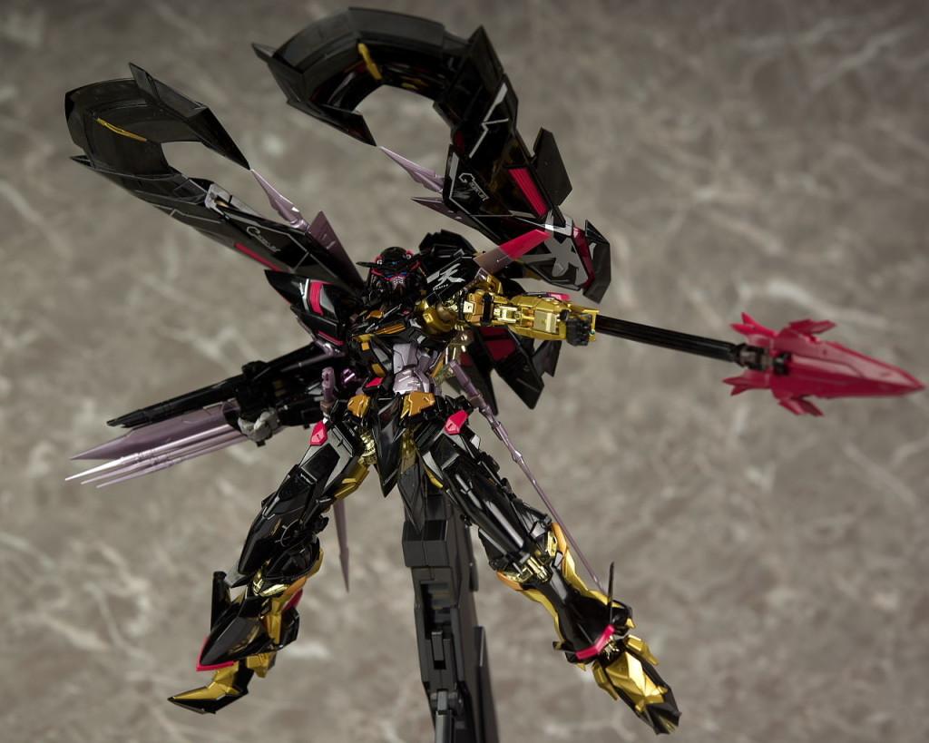GUNDAM GUY: METAL BUILD Gundam Astray Gold Frame Amatsu Mina - Review ...