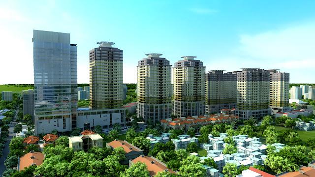 Tăng trưởng mạnh mẽ các giao dịch bất động sản nửa đầu năm 2015