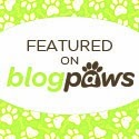 Featured on BlogPaws Community Thread
