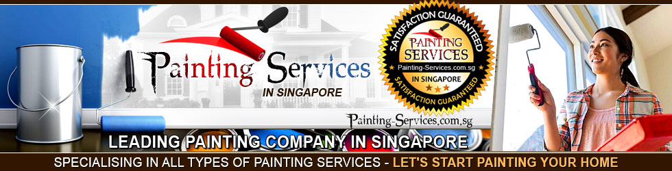 Painting Services Singapore | HDB, Condo, Landed and Office