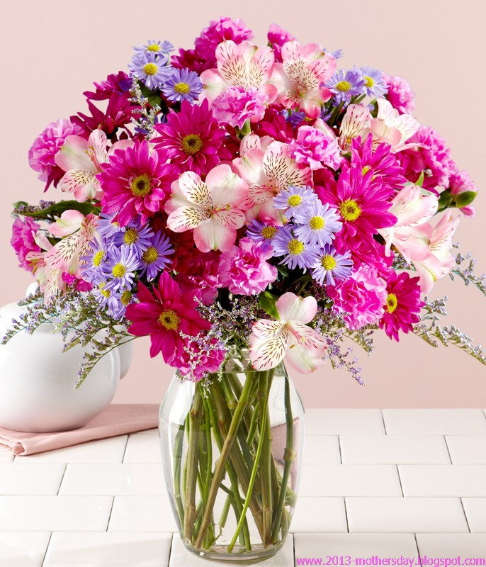 happy mother day flower and bouquet gift to mom  breakout, Natural flower