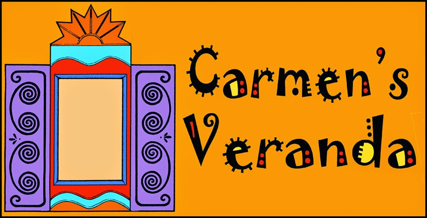 Carmen's Veranda Stamps Design Team