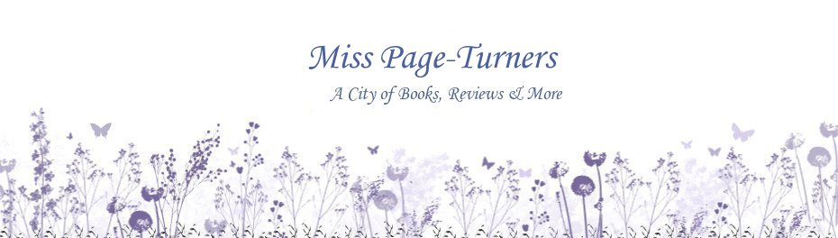 Miss Page-Turner&#39;s City of Books