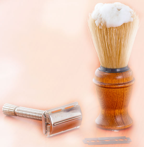 Old Fashioned Shaving Kits Uk