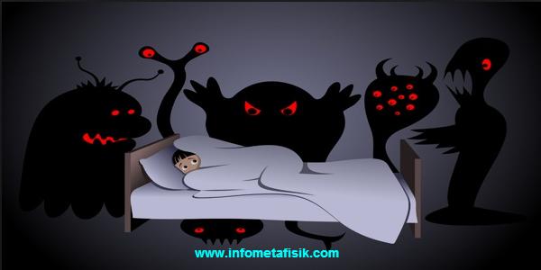 Arti Mimpi-mimpi Seram yang Sering Dialami Manusia www.infometafisik.com