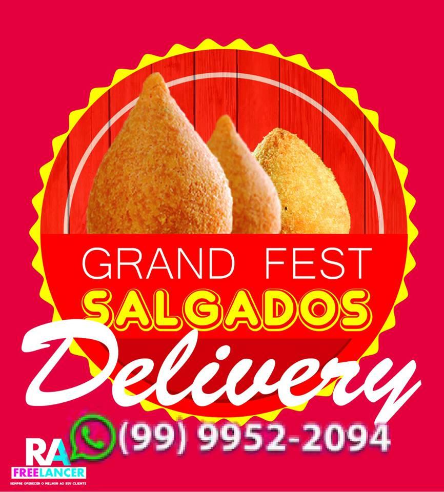 GRAND FEST SALGADOS
