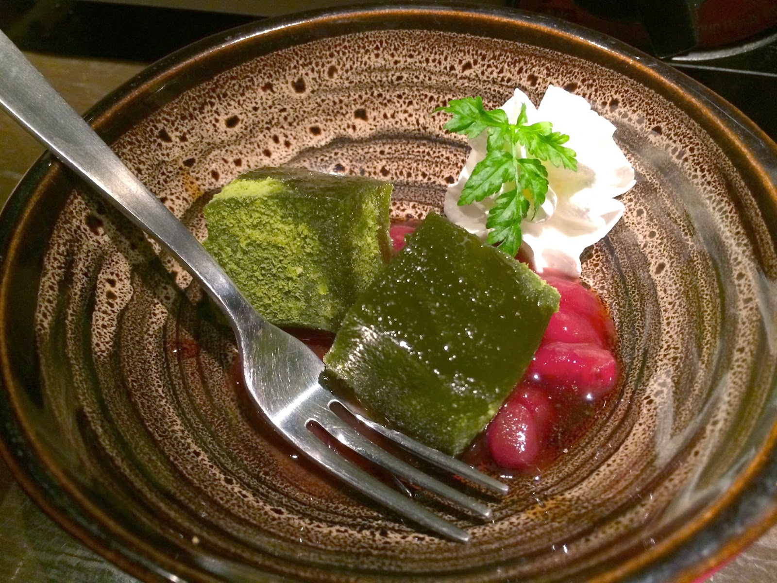 japanese dessert sweets japan
