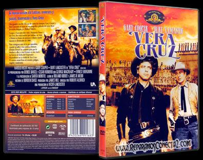 Vera Cruz [1954] - Caratula - Cine clásico
