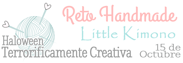 Reto handmade Halloween.