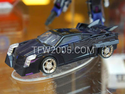 Vehicon Transformers Prime RID BOTCON 2012