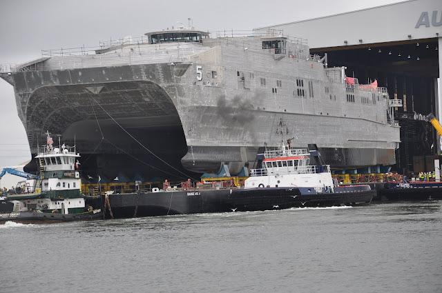 USNS Trenton (JHSV-5)
