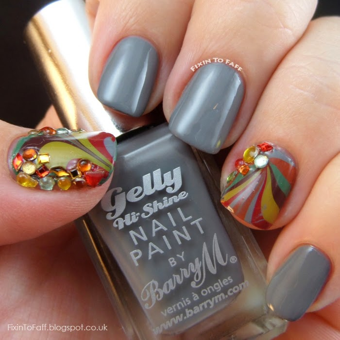 Barry M swatch Chai
