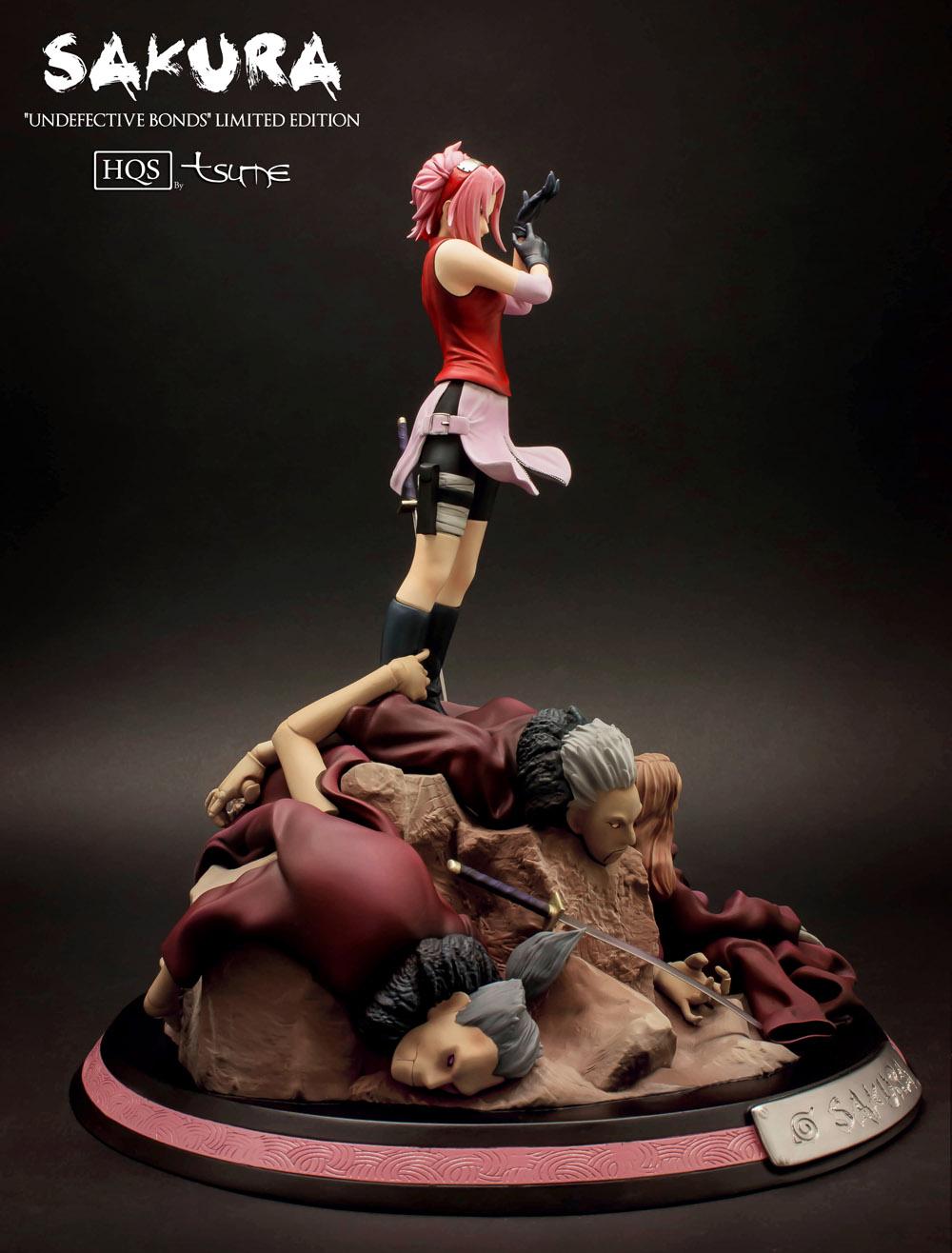 Sakura Haruno Figure Sakura Haruno Undefective