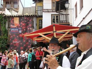 Feria de la Cereza. Valle del Jerte