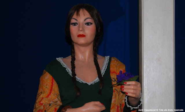 Instants Barna: Museu de Cera (V) : Sara Montiel