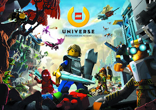 Lego Universe закрыта