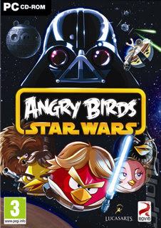 Free Download Angry Birds: Star Wars PC Game Full Version Cover