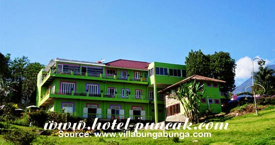 Villa Bunga Bunga Puncak