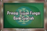 fungsi bank syariah