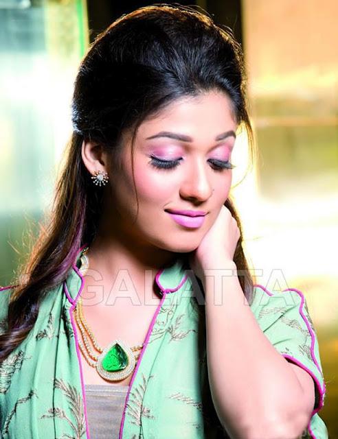 Nayanthara Galatta Photoshoot
