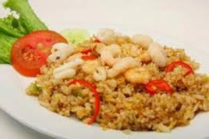 cara membuat nasi goreng spesial