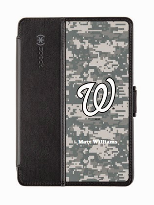 "Washington Nationals MLB Digi Camo Kindle Fire HDX 7"" Case"