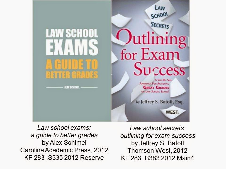 Collection Spotlight Exam Study Aids South Texas College Of Law