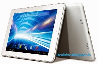 Lava QPAD e704 Tablet Rs. 6149 – SnapDeal