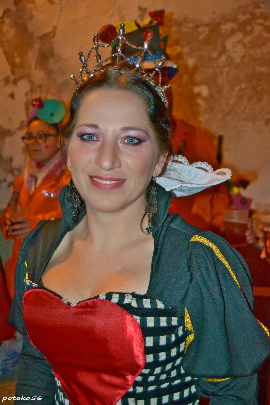 carnaval en la Mina Rota - Disfraz