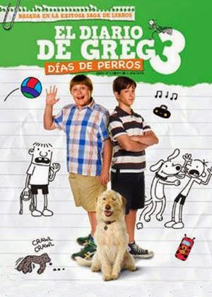 El Diario de Greg 3 Dias de Perros (2012)