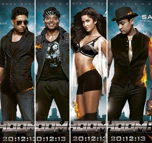Dhoom 3 (2013) BRRip 720 Full Movies