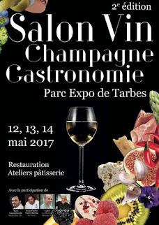 Salon vin, Champagne et Gastronomie