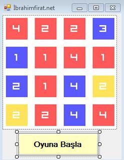 Sayı Tahmin Oyunu (Visual Basic)