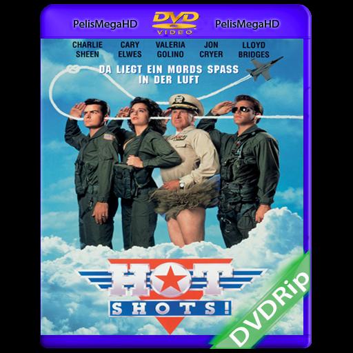 Loca Academia De Pilotos 1 (1991) DVDRip Español Latino