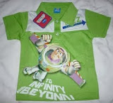 Toystory-Buzz Lightning, 3-4T, RM19