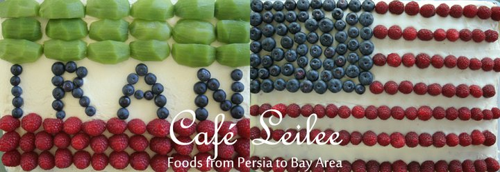 Cafe Leilee    - Foods from Persia to Bay Area
