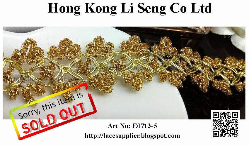 "Beading Trims Manufacturer Wholesaler Supplier -"" Hong Kong Li Seng Co Ltd"""