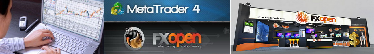 Trading with FXOPEN