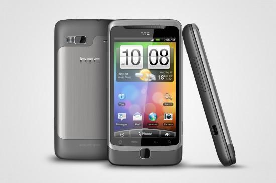 HTC, HTC DESIRE, HTC DESIRE Z