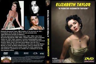 ELIZABETH TAYLOR - A VIDA DE ELIZABETH TAYLOR - DRAMATIZAÇÃO