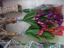 aneka bunga plastik