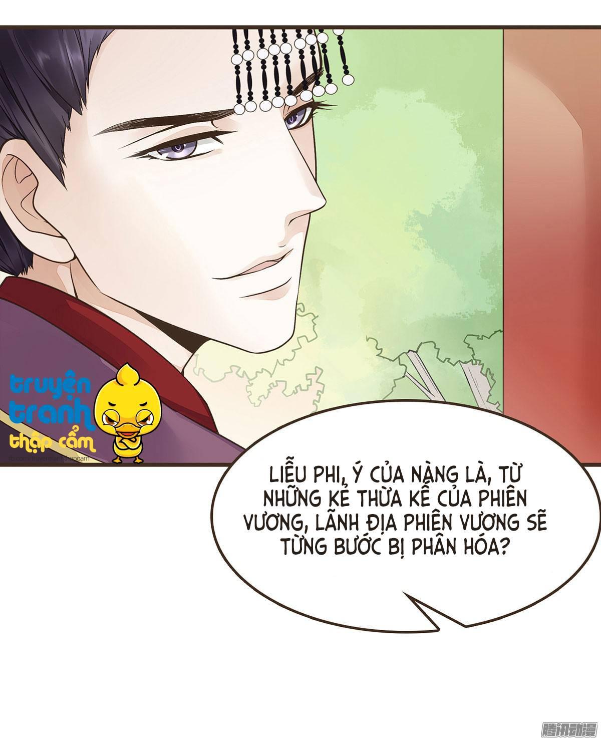 Đại Giá Thừa Tướng Chapter 24 - Truyentranhmoi.net