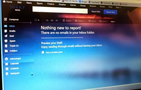 Yahoo Mail baru