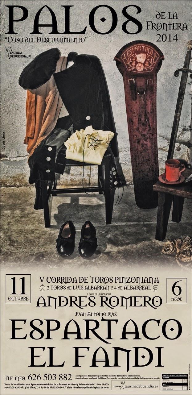 Pinzoniana 2014. Quinta edición